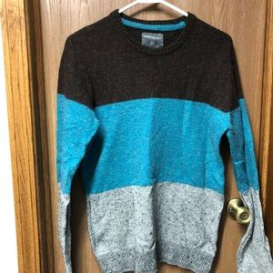 5/$10 Color Block Men's Sweater